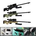 Proporción 1:1 AWP Rifle de Francotirador Pistola Modelo de papel Moderna 3D rompecabezas DIY Juguetes educativos