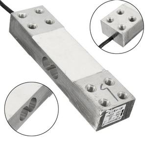 Image 2 - TMOEC 200 KG משקל חיישן אלקטרוני בקנה מידה משקל נייד במשקל חיישן שלוחה מקביל עומס כלי