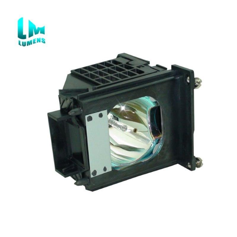 915P061010 TV lampe ampoule de projecteur de projection avec boîtier pour Mitsubishi WD-57733 WD-57734 WD-57833 WD-65733 WD-65734