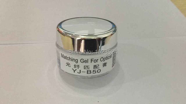 Fiber Optic Matching Gel For Fiber Optical Fast Connector, Mechanical Connecting Connector