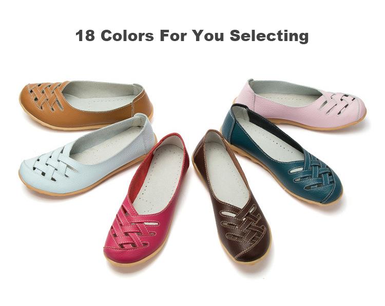AH 1199 (2) Women's Summer Loafers