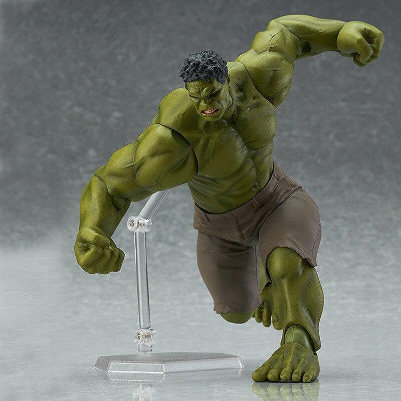 17CM Marvel Superhero <font><b>The</b></font> <font><b>Avengers</b></font> <font><b>Hulk</b></font> <font><b>Figma</b></font> <font><b>271</b></font> <font><b>Boxed</b></font> <font><b>PVC</b></font> Action <font><b>Figure</b></font> Collectible Model Toy