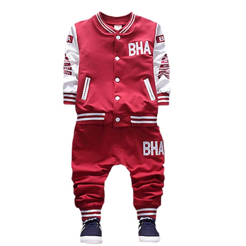 kis gyermek fiú ruhák tavaszi és őszi szezon öltöny új - Gyermekruházat - Fénykép 2