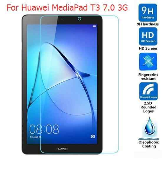 Tempered Glass For Huawei Mediapad T3 7 3g Screen Protector Ultra Clear For Huawei T3 7 0 3g Bg2 U01 Tablet Pc Protective Film Tablet Screen Protectors Aliexpress