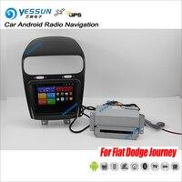 YESSUN для Dodge Journey 2008 ~ 2018 автомобилей Android радио CD, DVD gps плеер навигации Navi Карты стерео HD Экран ТВ мультимедиа