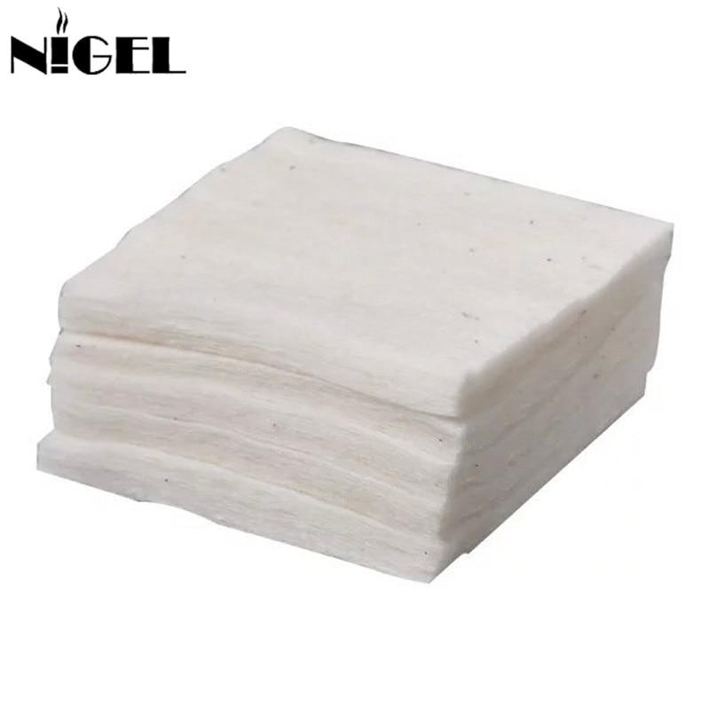 10 шт. E Жидкий сорбент-хлопок для - Электронные сигареты