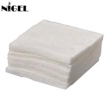 10 ks e kapalné sorbent bavlna pro elektronické cigarety DIY atomizéru