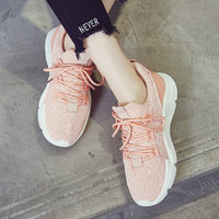 New arrivals Women Running Breathable Mesh Femme Sneakers Stylish Runing Shoes for Women Spring Sport Shoes YA 19