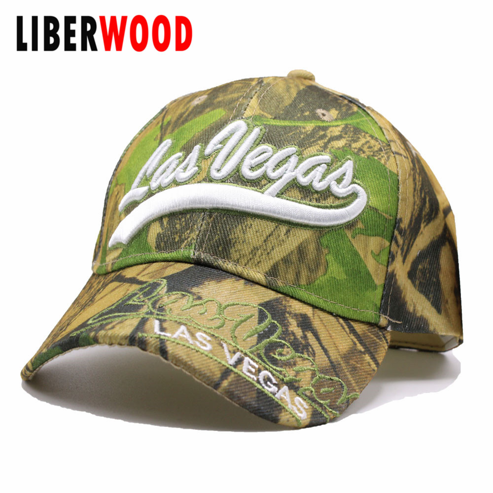 cda84e58082bc Jungle Hunting Caps Las Vegas TEXAS Camo Baseball Cap for Men USA flag  eagle Camouflage snapback cap hats for hunter and fishman
