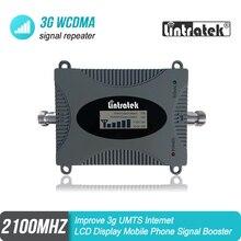 を Lintratek 3 グラム wcdma 、 umts 2100mhz 携帯信号リピータ 65dB 利得向上させるバンド 1 ブースター 3 グラムインターネットミニサイズアンプ #4