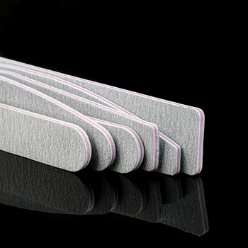 25-50Pcs/Lot Nail File 100/180 Professional durable Nail Files Sanding Buffer Block Pedicure Manicure Polish Beauty Tools 4