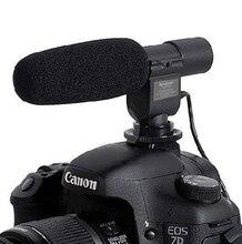 SHENGGU SG-108 Shotgun DV Vídeo Estéreo Microfone Microfone Da Câmera DSLR para D-SLR & Camcorder DV
