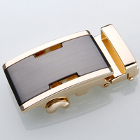 BATOORAP Hot Sale Mens Belt Buckle Western Design With Gold Plating Suitable For 4cm Width