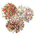 Envío Gratis Nail Art Decoraciones Fruta Pequeña Rueda Fimo Rebanadas la Arcilla del Polímero 3D Nail Art Rhinestones de Acrílico Manicura de La Decoración