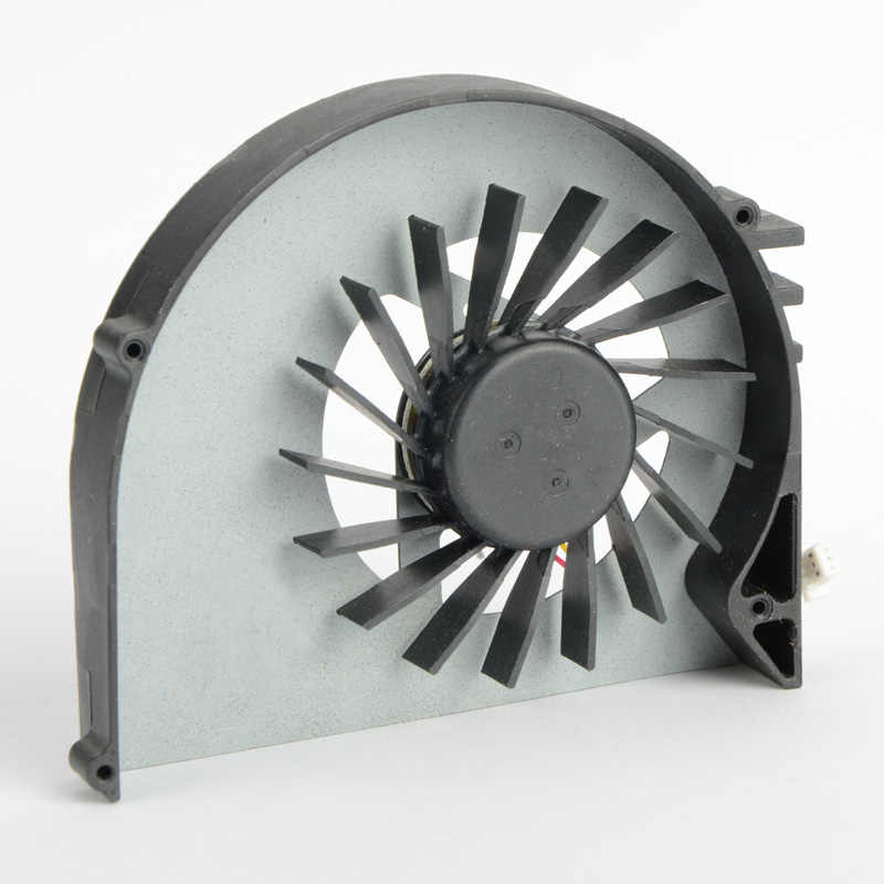 LAPTOP Penggantian Komponen CPU Cooling Fan Fit untuk DELL Inspiron 15R N5110 MF60090V1-C210-G99 Series Cooler Penggemar P15
