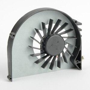 Computer portatili di Ricambio Componente Cpu Ventola di Raffreddamento Fit For DELL Inspiron 15R N5110 MF60090V1-C210-G99 Serie di Raffreddamento Ventole P15