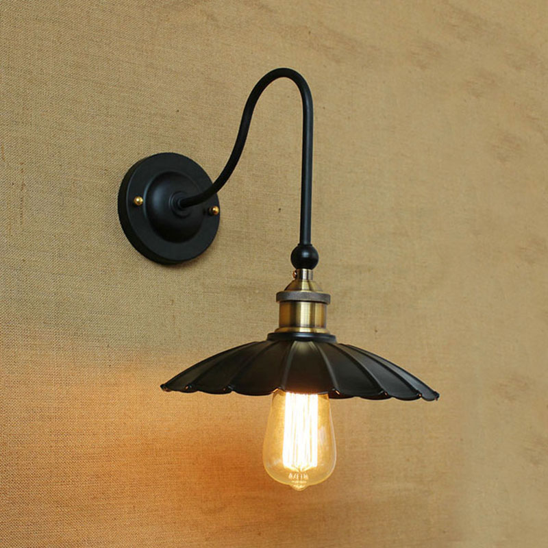 இModerne occident creative arts boogvormige decoratieve wandlamp ...