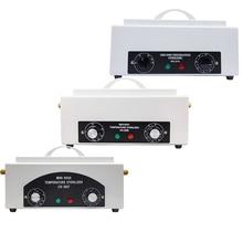 300w Dry Heat High Temperature UV Sterilizer Box Nail Art Tool Sterilizer Box Hot Air Disinfection Cabinet Nail Accessories недорого