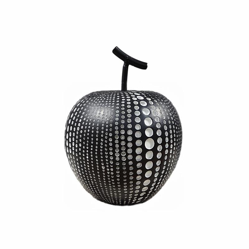 Residence Furnish Ornamental Resin Apple