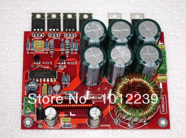 free shipping Assembled Plus or minus 32V 12V switch power boost
