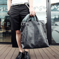 stacy bag hot sale man handbag male large tote men big simple black bag