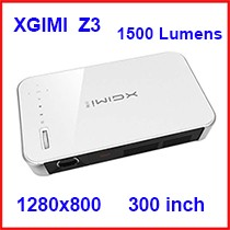 4 XGIMI Z3 projector Android