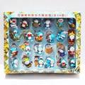 Doraemon figures all 24pcs/lot Nobita Nobi Figure PVC Dolls Shizuka Minamoto Takeshi Goda Dorami Doranikov