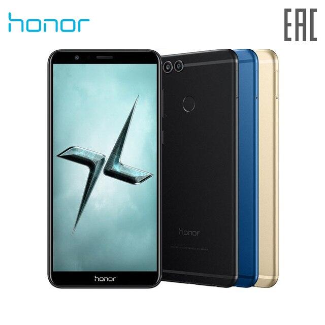 Смартфон Honor 7X (BND-L21). Официальная гарантия 1 год, Доставка от 2 дней.