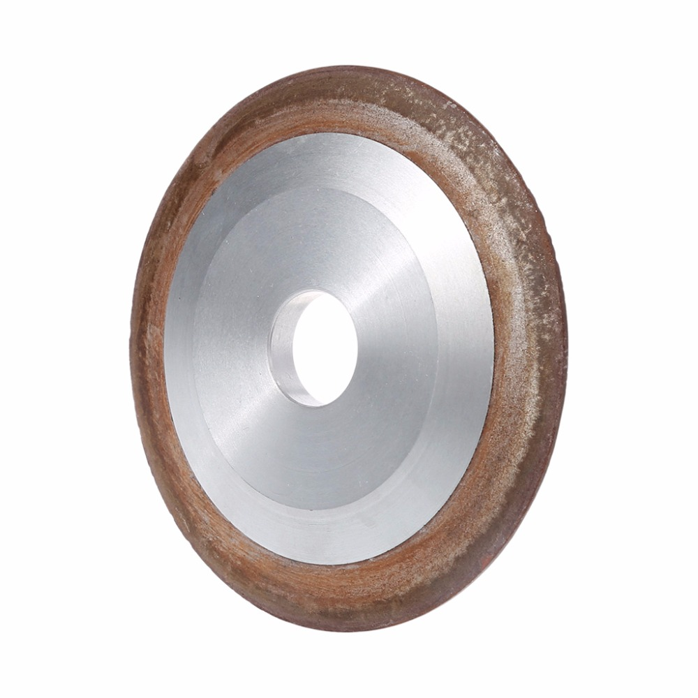 OOTDTY 100mm Diamond Grinding Wheel Cup 180 Grit Cutter Grinder for Carbide D4H9 100*10*20*5mm image