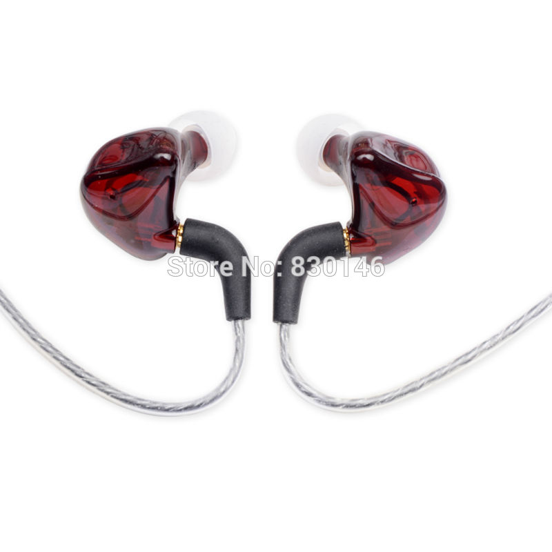 Sunorm SE-950 Dynamic Monitor Hifi Music Stage DIY Earphone In Ear Sport Deep Bass Moving-coil Noise Isolating Earphones Earbuds ukingmei uk 2050 wireless in ear monitor system sr 2050 iem personal in ear stage monitoring 2 transmitter 2 receivers