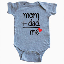 Newborn Baby Bodysuit Short Sleeve Baby Boys Girls Clothes 100% Cotton Toddler Onesie 3-24 Months все цены