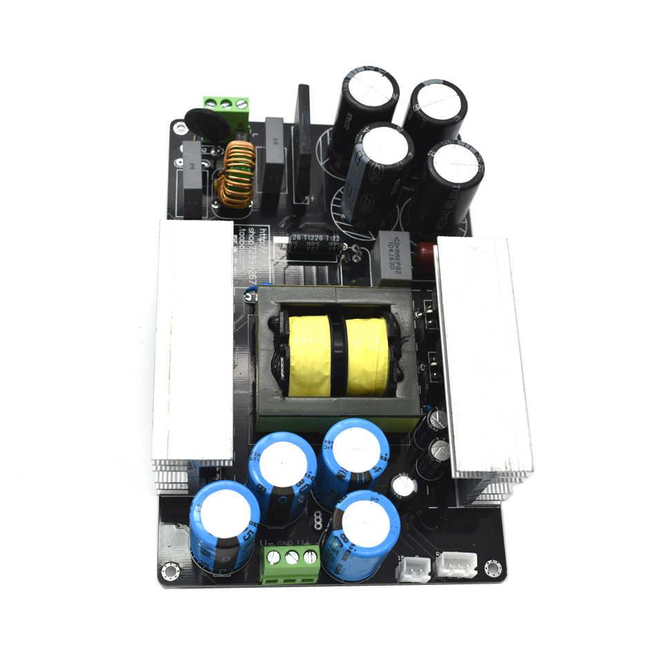 Lusya 1000 Вт AC200V-240V ООО Импульсный блок питания Выходное напряжение +-60 в для усилитель платы T0235