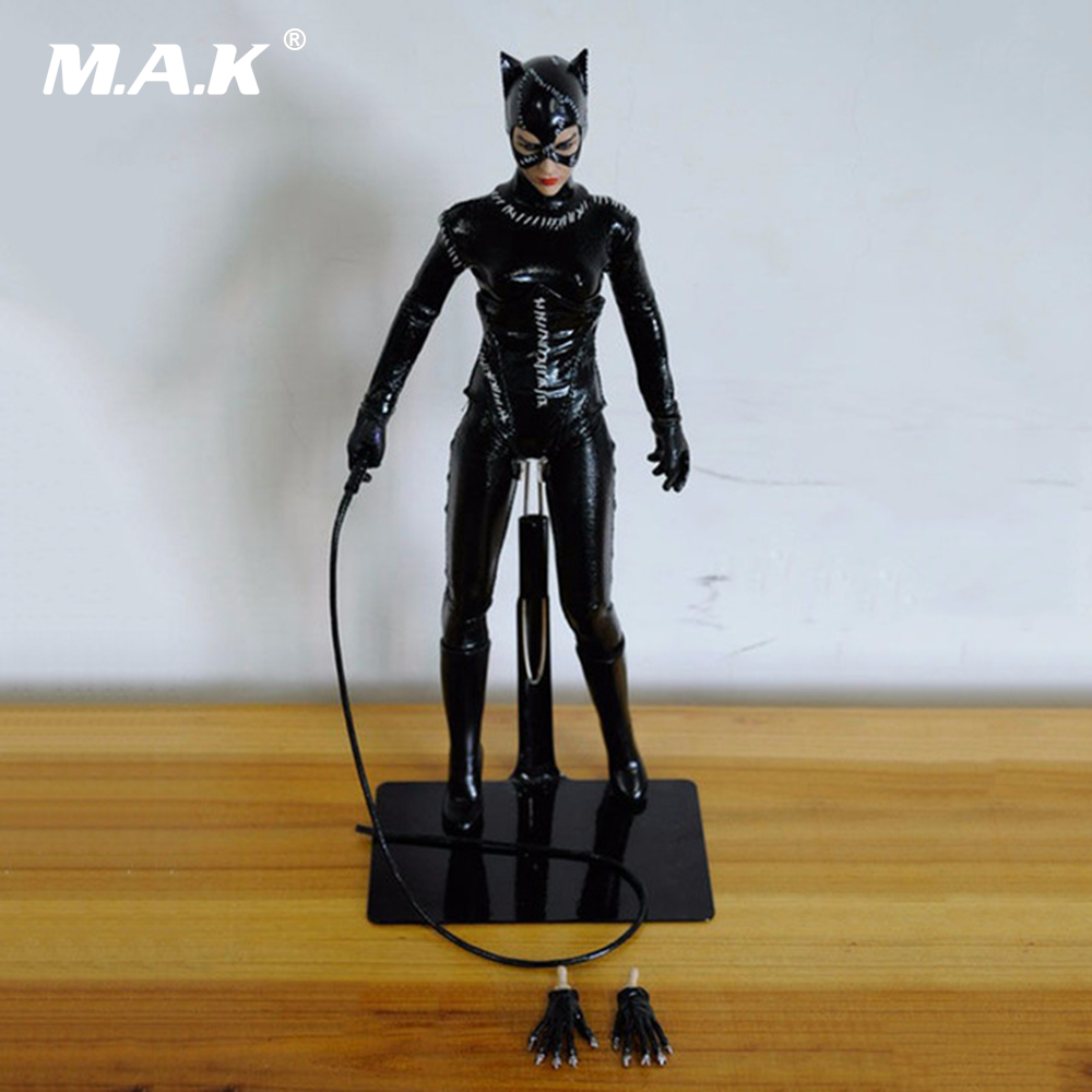 Limited Edition 1/6 Female Catwoman 1989 Action Figure Body Kids Toys Hobby Collections 1 6 3r did gm617 2nd edition hermann goering head of the luftwaffe blue uniform action figure toys collections m3