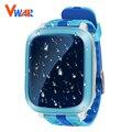 Vwar vm10 ip65 a prueba de agua gps smart watch for kids regalo monitor sos niño anti-perdida smartwatch teléfono bebé relojes