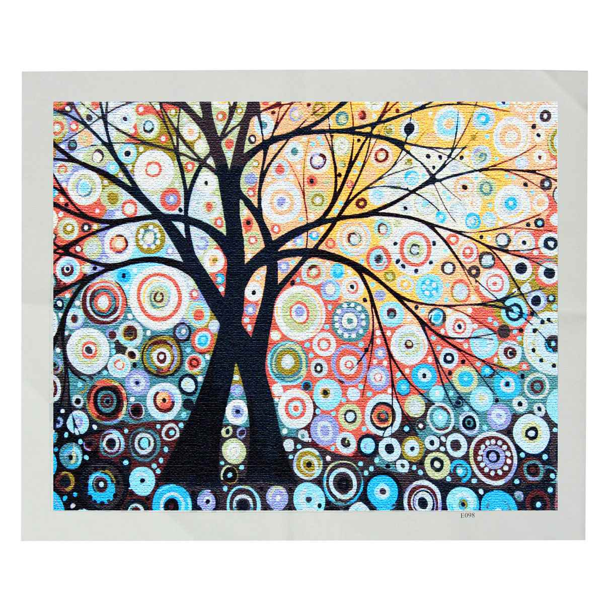 Aliexpress Com Home House Decorate Magic New Diy Paint By Number 16x20inch Kit Abstract Tree On Canvas Cool Boy Girl Party Gift From Reliable