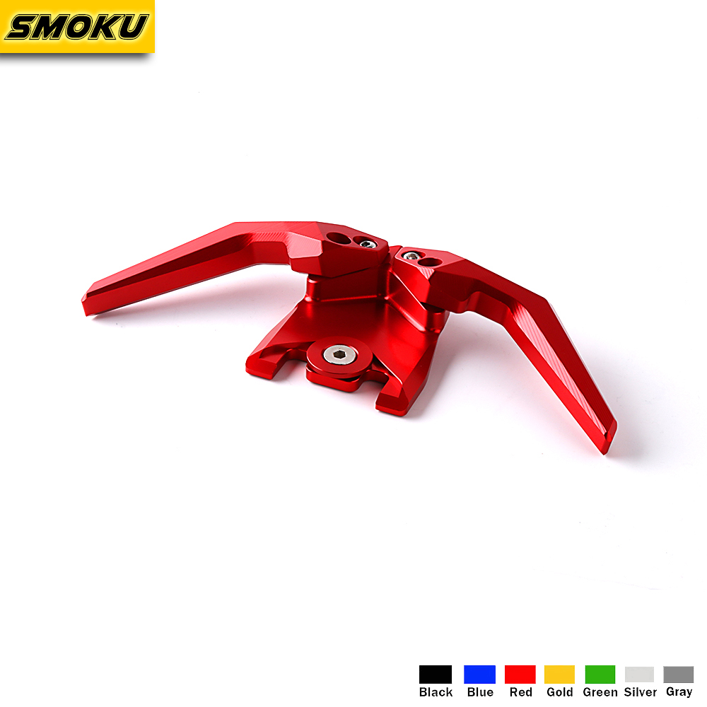 Z300 ZX300R Ninja 300 Modifications Parts CNC Aluminum Alloy Motorcycle Rear Grab Bars Seat Handle for Kawasaki 300cc extra spare floureon xt60 plug 14 8v 4200mah 30c battery for rc helicopter airplane boat model