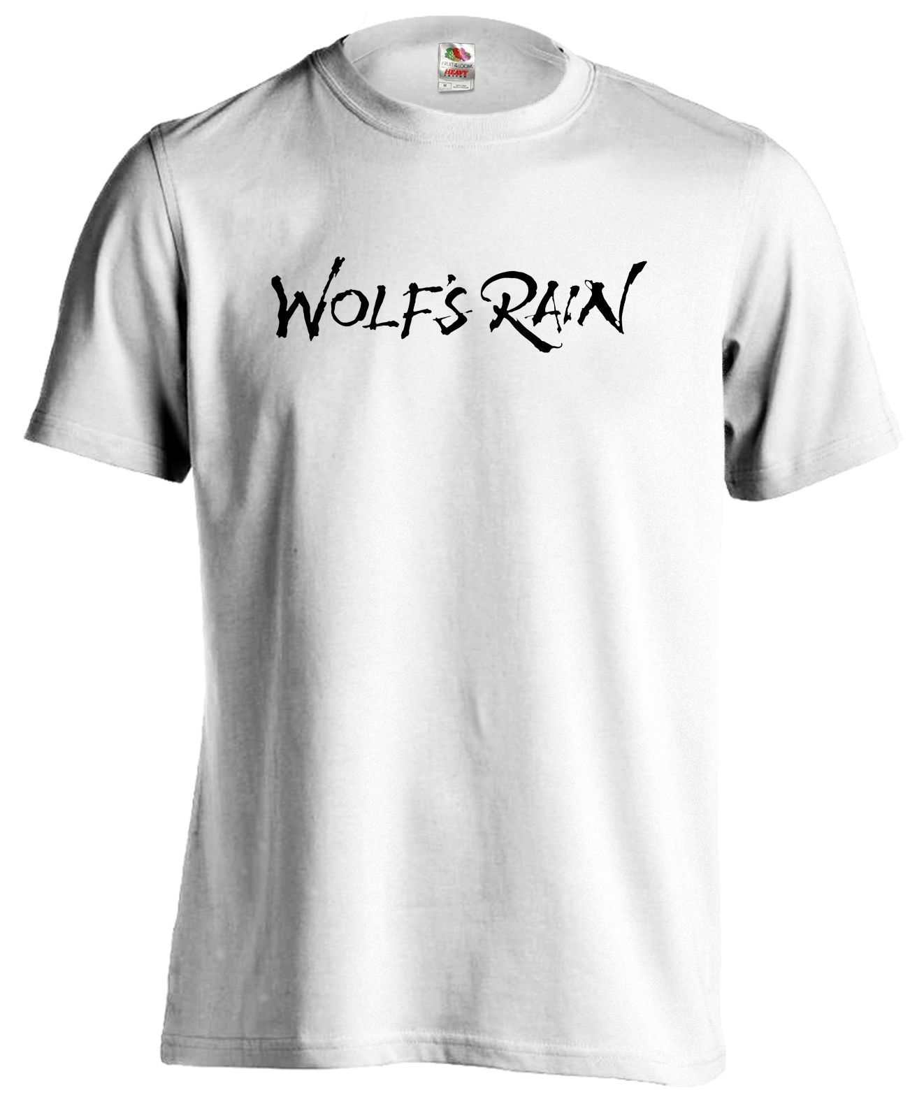 Wolf 39 s Rain logo T shirt Classic Anime Tee Wolfs Manga New T Shirts Funny Tops Tee New Unisex Funny High Quality Casual Printing in T Shirts from Men 39 s Clothing