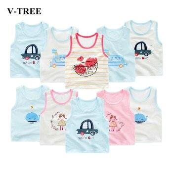 7b4203d04 V-TREE camiseta de verano para niños, camisetas de color para niñas,  camisetas de algodón para niños, ropa para niños, camisetas de bebé de ...