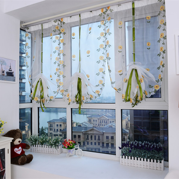 Aliexpress.com : Buy Tulle Window Curtains Drapes Diy Cool Hot ...