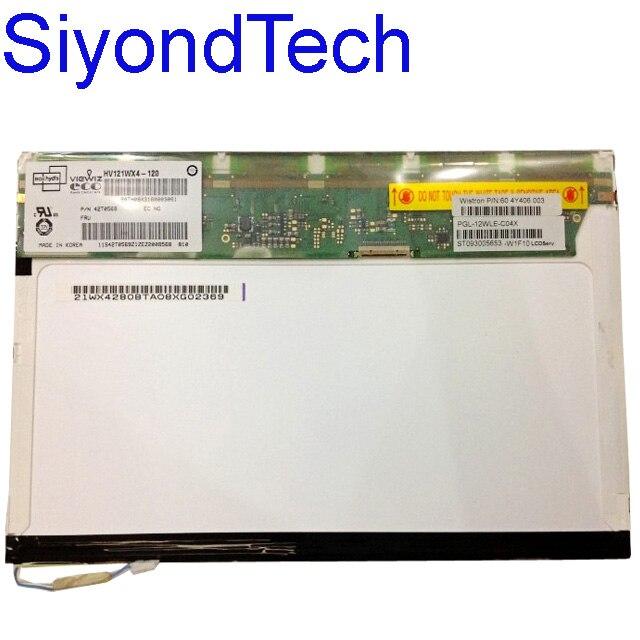 Grade A+ HV121WX4-120 HV121WX4-110 LTN121AP02 Laptop LCD Screen Panel For Lenovo