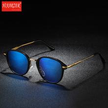 Men Women High Quality Polarized Sunglasses Male Female Driving Metal Sun Glasses Goggle UV400 Eyewear Oculos de sol With Case стоимость