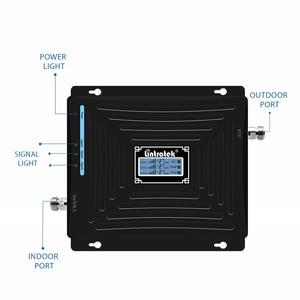 Image 4 - Lintratek GSM Signal Booster 3G 4G Repeater 1800 Amplifier 3G 2100 Booster GSM 2G 3G 4G Tri Band Repeater Ampli 900 2100 1800