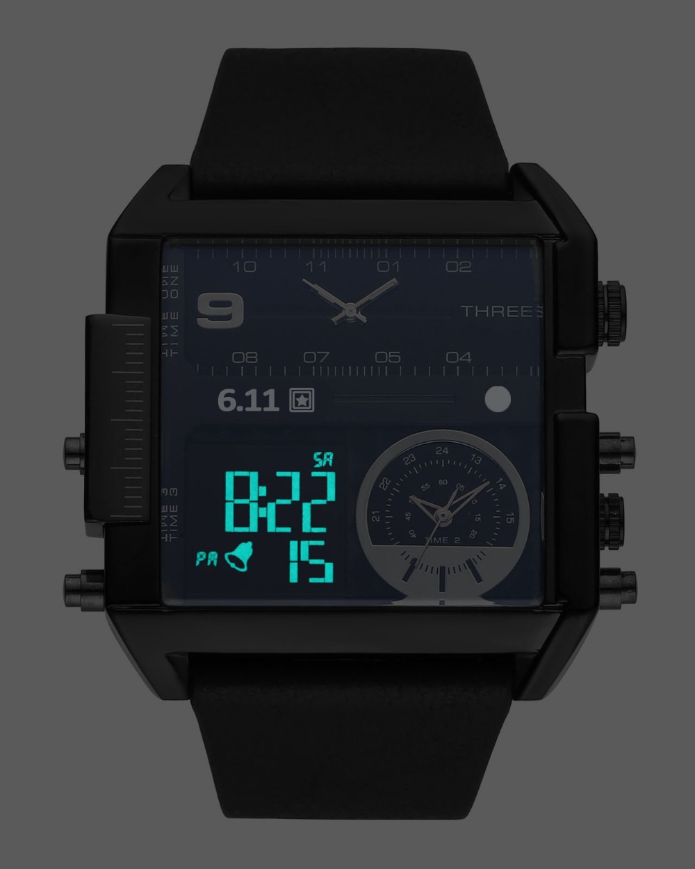 Outdoor Sports Watches LED Digital Watch famous in USA and european
