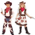 Cosplay Costume For Kids Boys Girls Kids Cowboy Outfit Fancy Dress Costume Children Party Rodeo Wild West