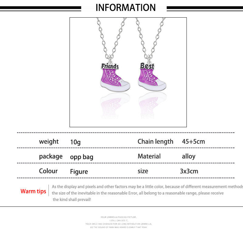 HTB1e26NXnHuK1RkSndVq6xVwpXaP - Best Friend Necklace Women Crystal Heart Tai Chi Crown Best Friends Forever Necklaces Pendants Friendship BFF Jewelry Collier
