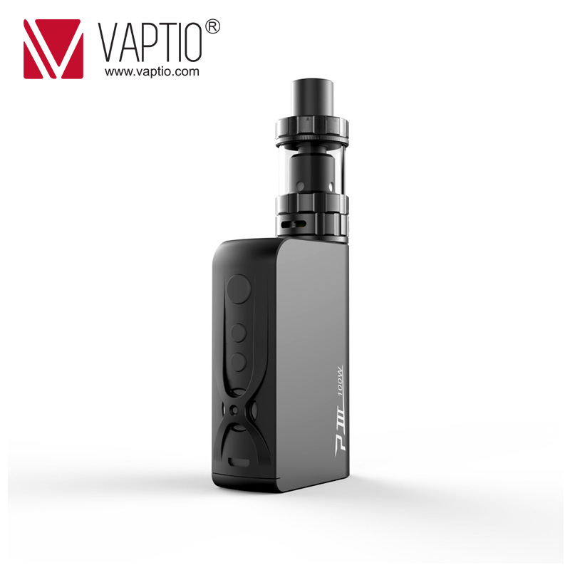 Vaptio Starter Kit 150W VW/VT 3ml S150 Tank Electronic Cigarette Target Mini Ascension S150 Vaporizer