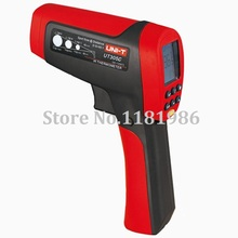 UNI-T UT305C Handheld Non-Contact Digital Infrared Thermometer IR Laser Temperature Gun Industrial Thermometer UT-305C xintest handheld digital industrial infrared thermometer infrared ir thermometer laser temperature gun tester 50 650c ht 817