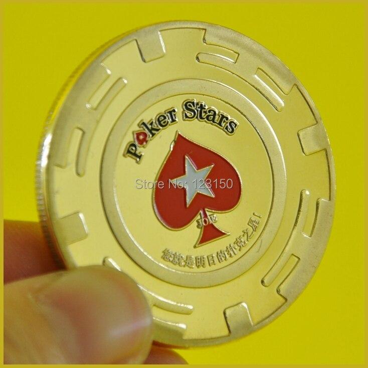 JZ-086 Diameter 40MM,Card Protector, Texas Holdem Accessories, POKER STAR