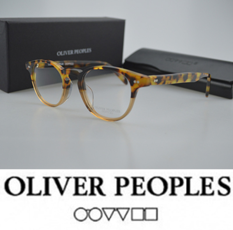 bc577b99bd New Oliver Peoples Vintage Round Women Eyeglasses Frame OV5064 Emerson J  Opitcal Prescription Eye Glasses Frames Fashion eyewear-in Eyewear Frames  from ...
