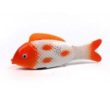1Pcs Fish Battery Powered Robofish Clownfish Electric Gift Children Kid Toy